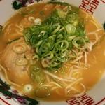 驛麺家 - ラーメンいなりセット(2個)630円