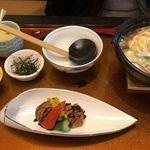 98990993 - かに雑炊セット 1,180円(税別)