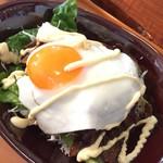 Cafe Moo-Moo - 「ベニソン丼」