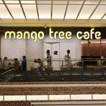 マンゴツリーカフェ - かなりオープンなカフェ空間
