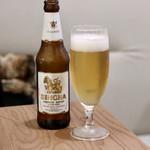 マンゴツリーカフェ - シンハービール