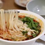 マンゴツリーカフェ - 生米麺リフト