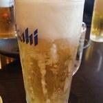金の蔵 - 生ビール