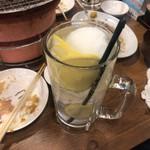 元祖ホルモン酒場 - 究極のレモンサワー