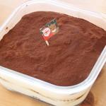 アプリコット - ティラミスケーキ(クリスマスパーティー用)