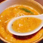 和風ダイニング やえびし - スープ まろやかですよ