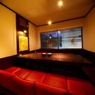 【1日1組様限定のVIP個室】8名様からご利用可能です。