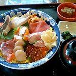 99397 - 野田【魚河岸たちばな】海鮮丼