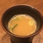 99001425 - 突出しのとりスープ(濁)