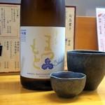 やきそば専門店 ぼんの - 純米酒まつもと(富山)