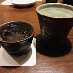 芋蔵 - ロック&水割りグラス