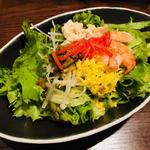 芋蔵 - 大根サラダ・ハーフ(400円)