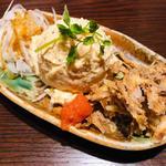 芋蔵 - 明太たまポテサラダ(480円)
