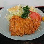 よし尾 - チキンカツ(チキンカツ定食)