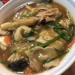 牡丹江飯店 - 広東麺