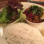 カレー食堂 リトルスパイス - キーマカレー