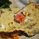 レーベルカフェ トーキョー - 子供の頃食べた野菜