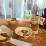 串笑 - ワンコインセットのハイボール&小鉢