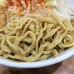 デカ盛り戦隊 豚レンジャー - 麺