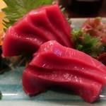 らら和んや - 料理写真:生本鮪赤身:1000円
