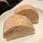 クリマ ディ トスカーナ - こちらは小麦がいい香りでした