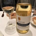 クリマ ディ トスカーナ - ここでしか飲めないCAPEZZANA Chardonnay これが私が一番好きなワインです♪