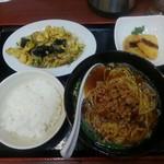中華食堂 味鮮 - 日替わりランチ