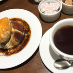 シエル・ドゥ・リヨン - シエル・ドゥ・リヨン(タルト・タタン、コーヒー)