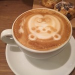 MOVE CAFE - ラテアート
