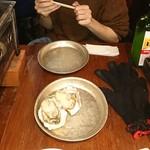 かき小屋フィーバー222 - 生牡蠣も食べ放題☆