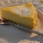 レイクサイドガーデン&カフェ - チーズケーキ