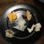 魅惑のイタリアン 旬絛しまだ - 本日の厳選チーズ盛り合わせ1080円 カビ系は深い味わいで美味しい♬