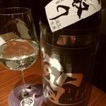 カモシヤ - 聖 純米吟醸生酒 五百万石使用で甘味があり微発泡でメッチャ美味し♬