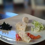 北天の丘あばしり湖鶴雅リゾート COTA - 朝食(味噌汁 セレクト具材)