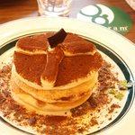 カフェ&パンケーキ gram - 料理写真:ティラミスのパンケーキ
