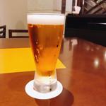 和風ダイニング やえびし - オリオン生ビール 美味しそう( ^ ^ )/□