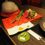 99024056 - ラムしゃぶ&タンしゃぶ 食べ放題コース