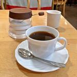 ビエニビエニ - ランチのコーヒー