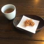 そばの実 - えんめい茶+蕎麦チップ
