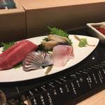 おたる政寿司 - * お造り 5500円