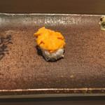 おたる政寿司 - * バフンウニ 2200円