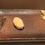 おたる政寿司 - * ほたて貝 380円