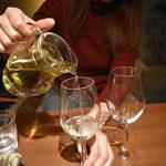 鸞 - 写真10 ワイン(デキャンタ)