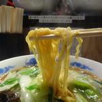 海龍 - サンマーメン醤油