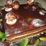 ファニーズ ベラベーラ - ご予算に合わせてBirthdayケーキも♪前々日までご予約で☆
