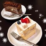 サンジェルマンタンドレス - ショートケーキ