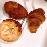 サンジェルマンタンドレス - 購入したパン