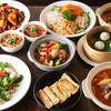 刀削麺酒家 - 料理写真:コース(例)