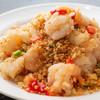 刀削麺酒家 - 料理写真:海老のガーリック