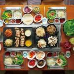 サムギョプサル専門店 ベジテジや - 料理写真: